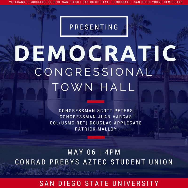 DemocraticCongressionalTown Hall